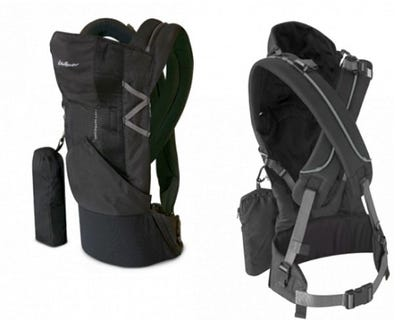 Eddie Bauer First Adventure infant carrier are being recalled from Target.