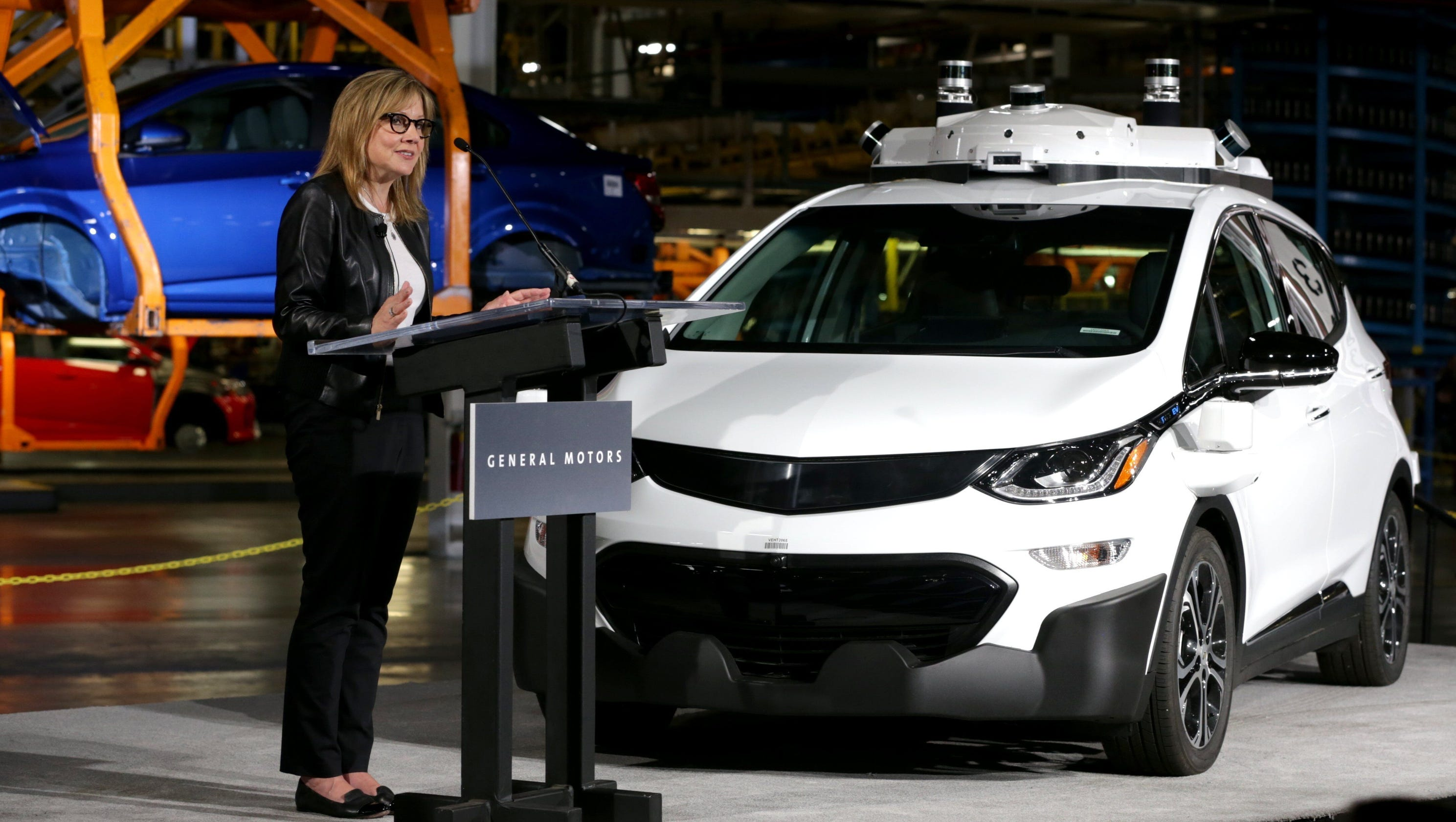 Gm committed to national zero emission vehicle program for General motors electric car