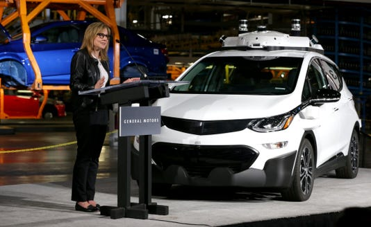 General Motors CEO: We call for federal electric and zero-emission vehicle policies