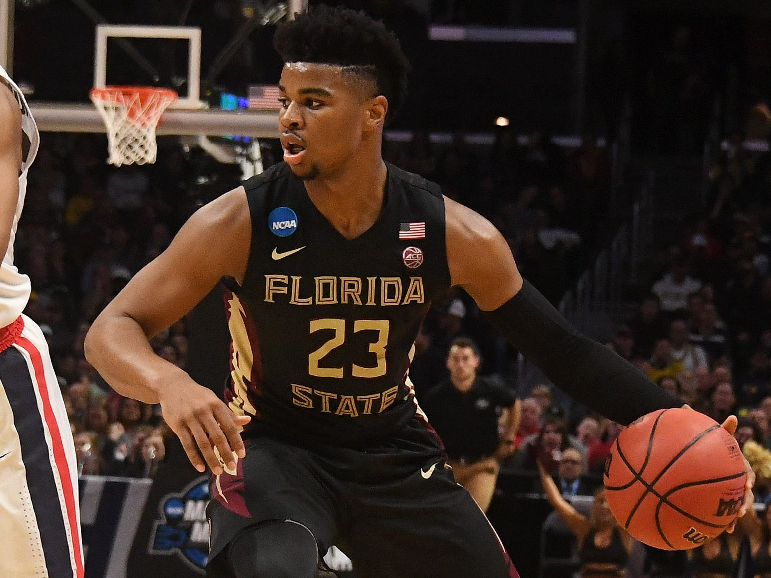 No. 15 Florida State (23-12 in 2017-18).