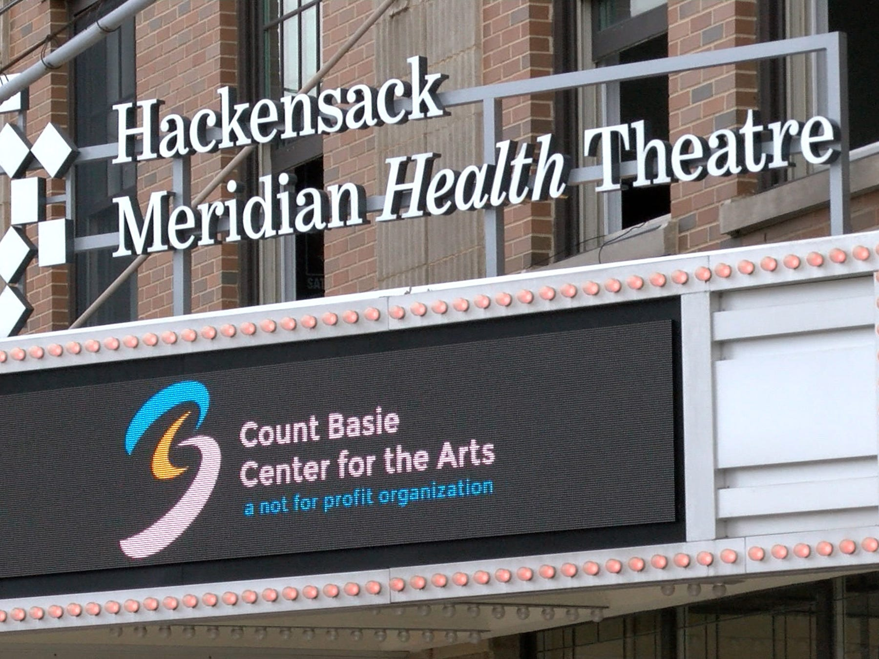 A new partnership between the Count Baise Theatre for the Arts in Red Bank and Hackensack Meridian Health was announced Friday, October 26, 2018.