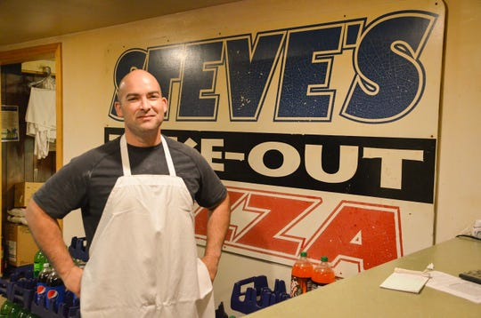 Jeremy Shaffer is the owner of Steve's Pizza.