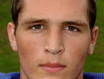 Jesse Stephens, Maine-Endwell Football. 2003