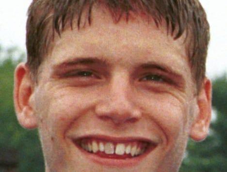 Ryan Carney, M-E football 1998