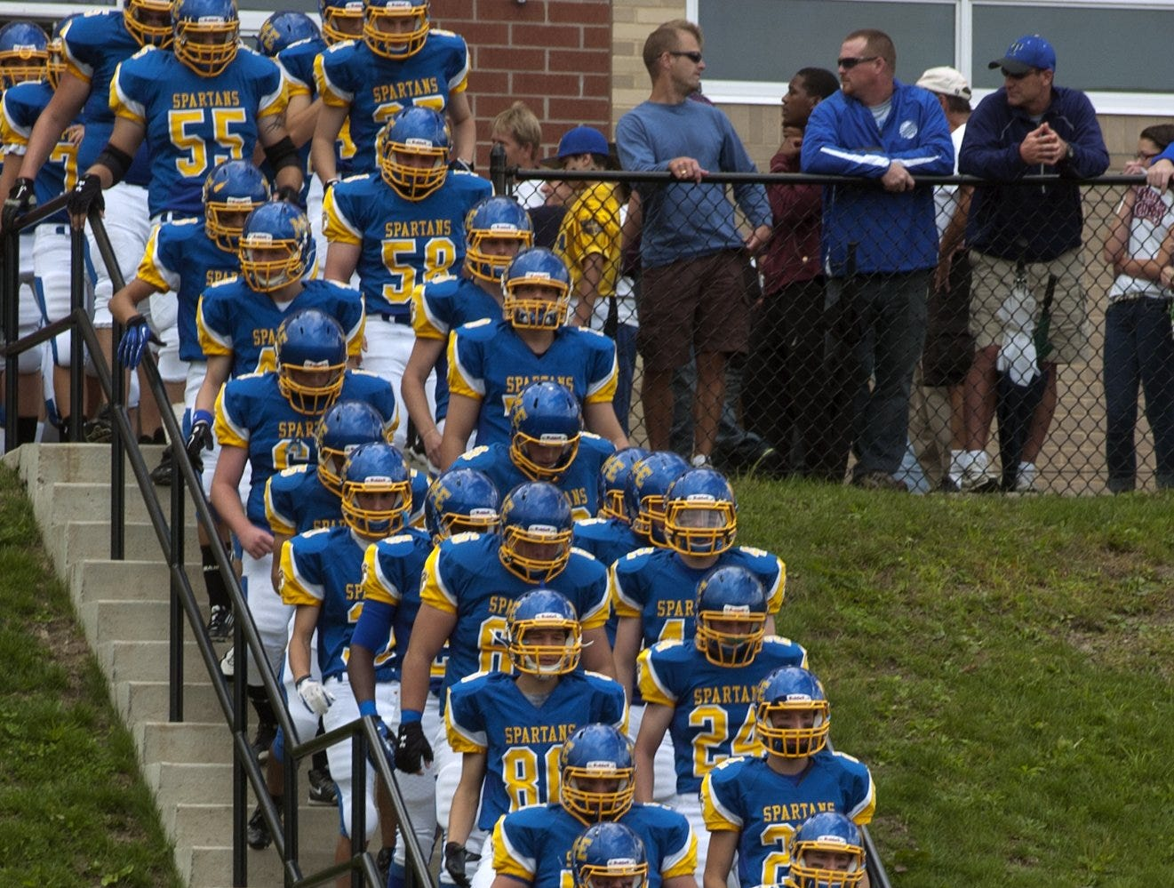 In 2012, the Maine-Endwell Spartans had won 23 consecutive games.