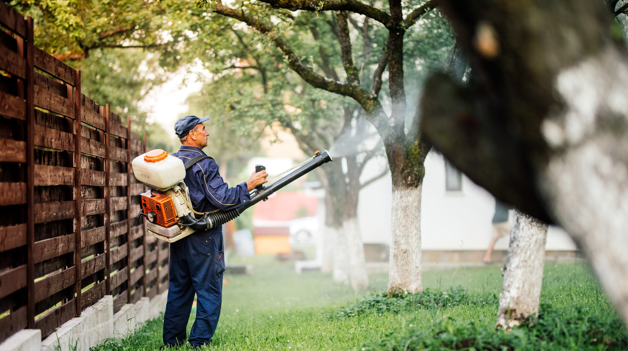 Hidden pesticide dangers for rural residents include cancer and reproductive problems