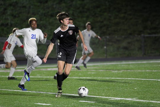The Owen Warhorse soccer team was 9-0 against Western Highlands Conference opponents heading into their final game of the regular season against Polk on Oct. 29.