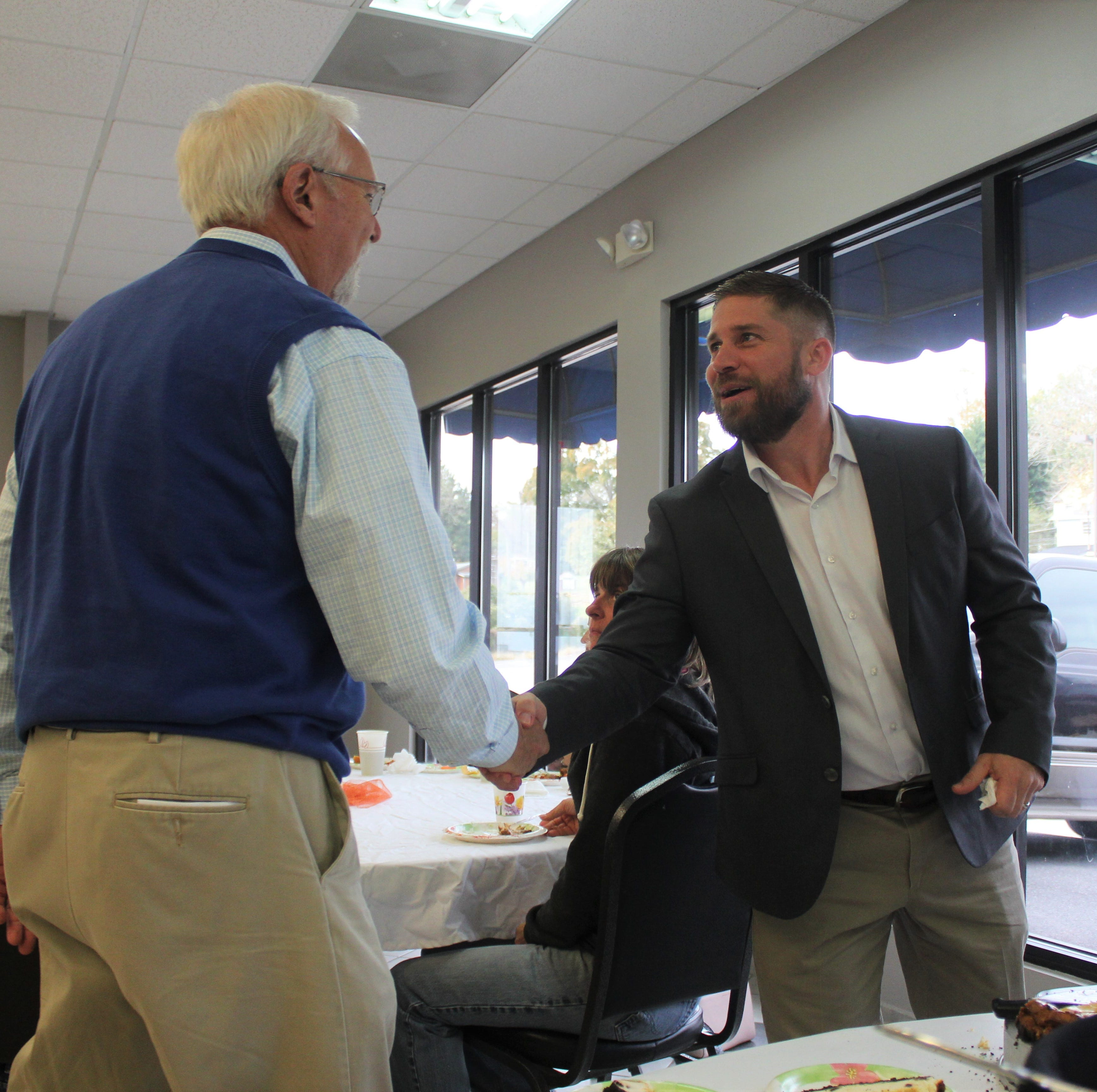 Black Mountain welcomes Josh Harrold back in new role as town manager