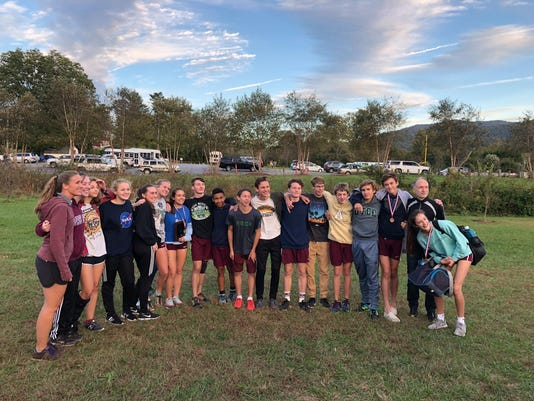 Owen Cross Country Wins Conference Championship