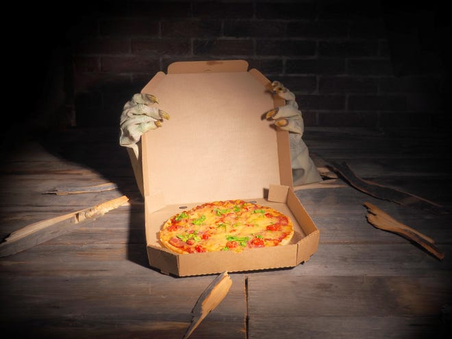 Halloween is becoming the biggest pizza delivery day of the year.