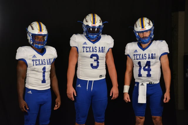 brand new 4f03f 68e88 Javelinas breaking out throwback Texas A&I uniforms for ...