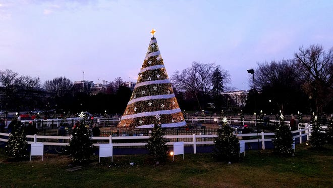 Milford Junior High is one of 56 schools across the country creating one-of-a-kind ornaments for the 2018 National Christmas Tree experience on the Ellipse in President's Park in Washington, D.C.
