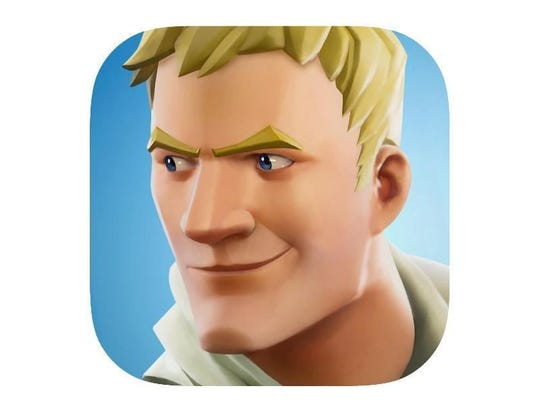 Fortnite: Battle Royale app