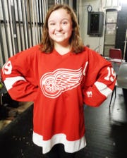 """Claire Yoder is one of 85 students who will work onstage, backstage and in the orchestra for the Loveland High School production of """"The Drowsy Chaperone"""" Nov. 7-10 in the auditorium."""