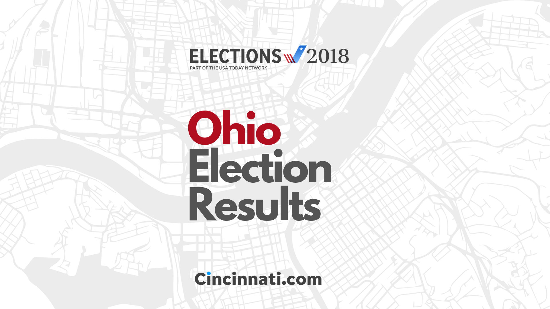 Elections 2018: Live Ohio election results