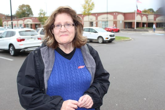 Sabina Stone Voter