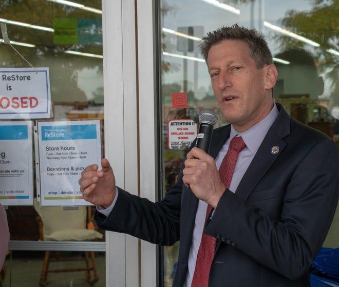 Assemblyman Andrew Zwicker (D-Somerset, Mercer, Middlesex, Hunterdon)