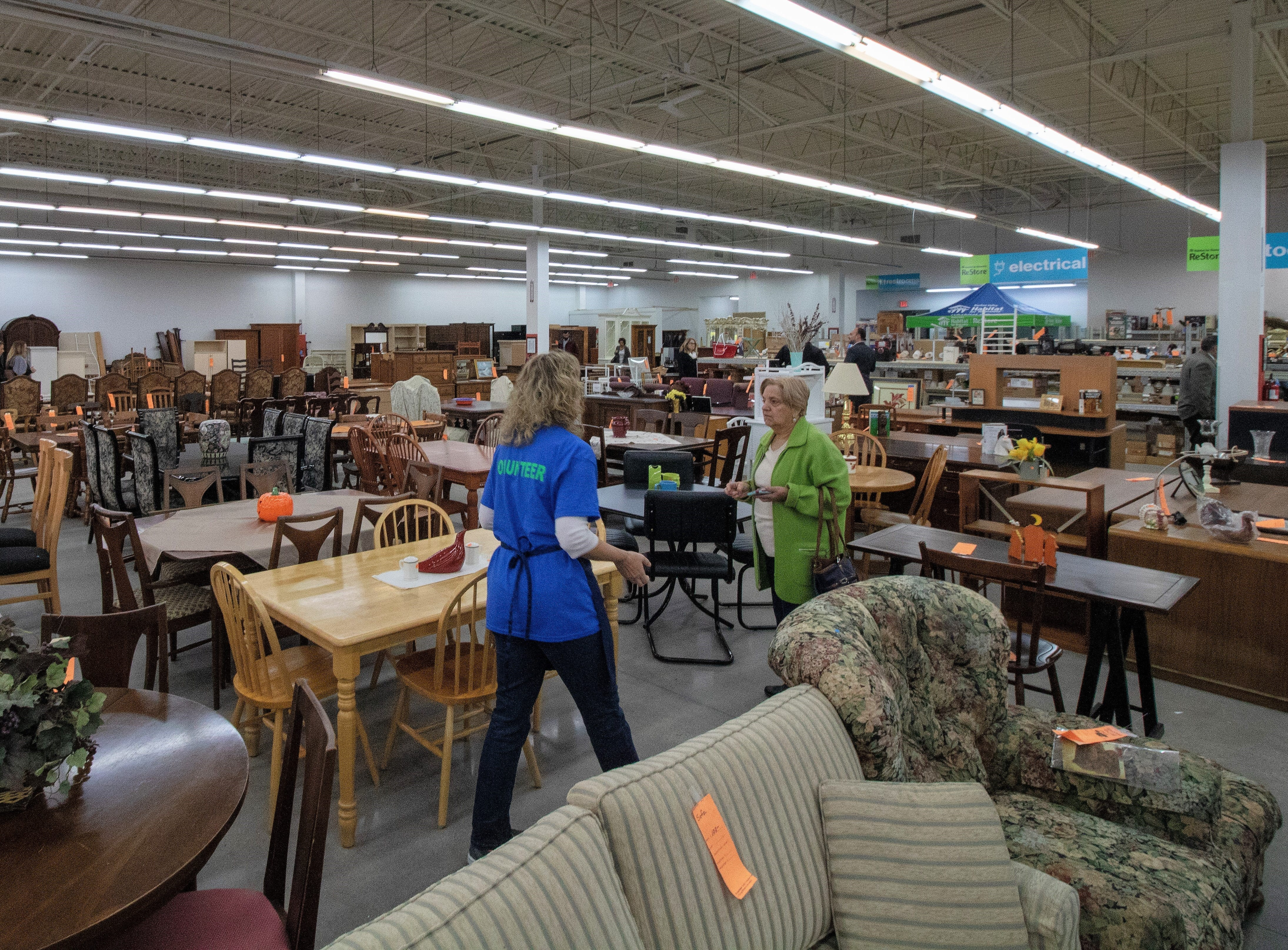 Raritan Valley Habitat for Humanity opens new Habitat ReStore in Manville with ribbon cutting ceremony on Oct. 26 at 10 a.m.