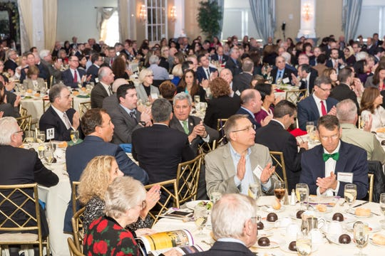 More than 500 people are expected to attend the 2018 Somerset County Business Partnership Annual Meeting and Economic Vitality Awards at the Palace at Somerset Park on Monday, Dec. 10.