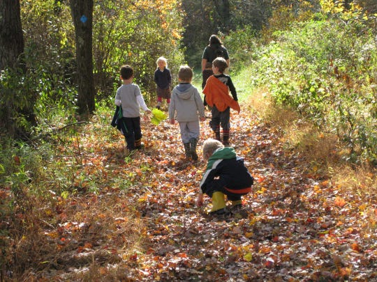 Young Explorers learn about science and nature at the Environmental Education Center, 190 Lord Stirling Road in the Basking Ridge section of Bernards.