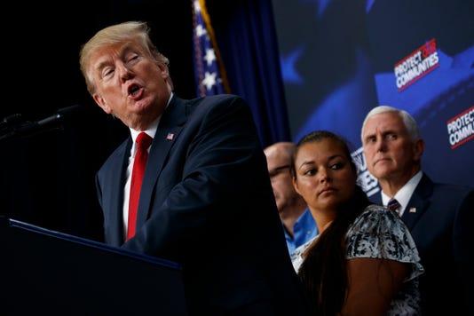 Republican: Vote Democrat, hold Donald Trump accountable