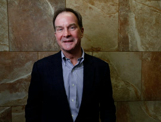 Bill Schuette, the attorney general of Michigan and a Republican candidate for governor.