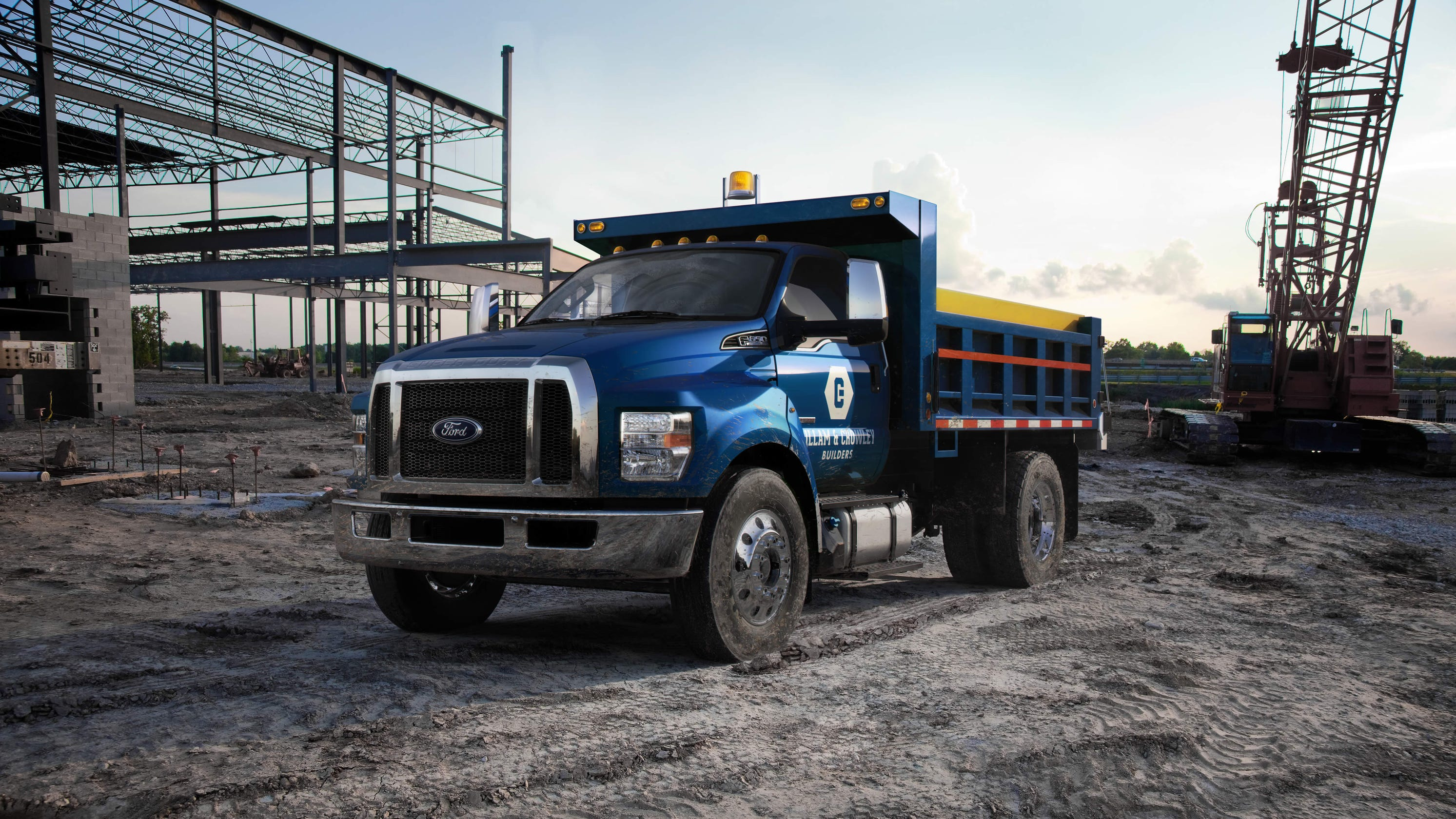 Battle brewing over medium duty Chevy, Ford, Ram trucks