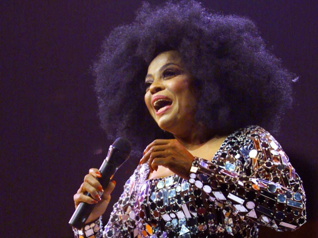 "In 1999, Diana Ross planned a new show of Supremes songs which would reunite her with Mary Wilson, Cindy Birdsong and other former Supremes. Negotiations crumbled, but ""The Return to Love"" tour ultimately kicked off with Ross singing with Lynda Laurence and Scherrie Payne on June 14, 2000 in Philadelphia.  Reviews were glowing but ticket sales were slow, and the tour was canceled after 13 stops."