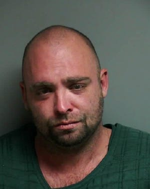 Tyler Stewart, 34, from Clinton Township.