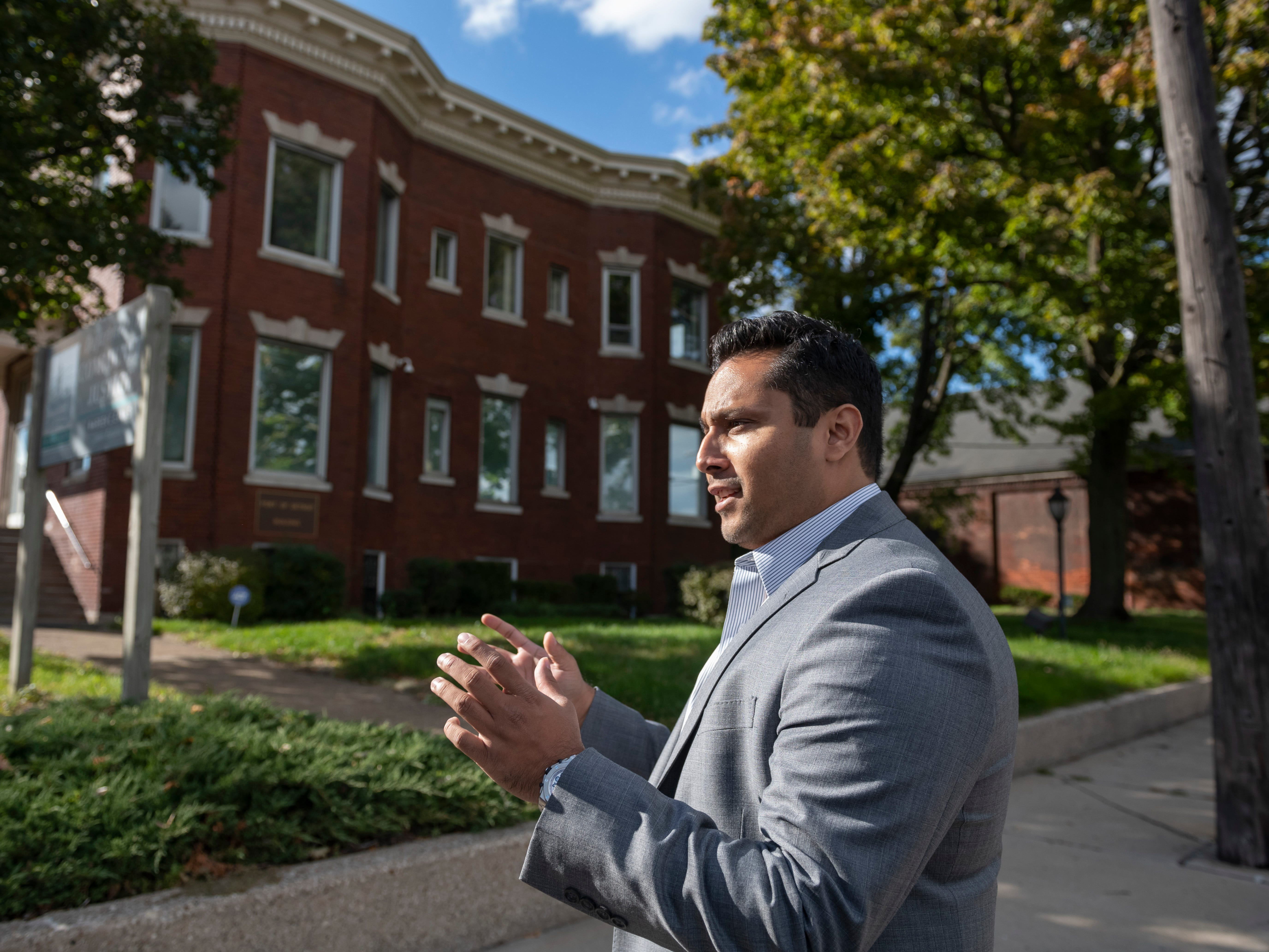 The Reef's Rush Hasan said he expects renovation of the building to be completed in February, though the state licensing process could take longer.
