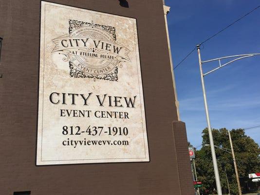 City View Outside
