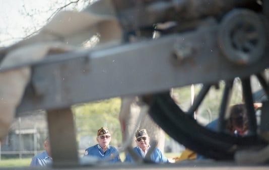 City Park cannon