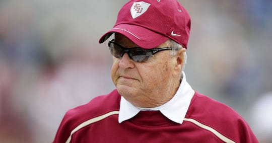 Former Florida State coach Bobby Bowden will turn 89 on Nov. 8.