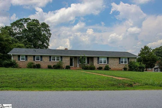 This home in Anderson sold in late September.