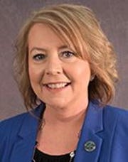 Kelli Chaney is currently the dean of career education and workforce development at Big Sandy Community and Technical College in Prestonburg, Kentucky. Chaney is a finalist for the next president of the Tennessee College of Applied Technology at Knoxville and will be on campus on Nov. 8.
