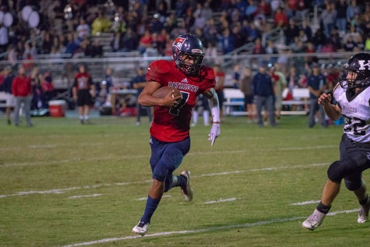 North Vermilion may have lost a 28-27 heartbreaker on Thursday, but third-stringer quarterback Darius Gilliam may have cemented his role as the program's future quarterback.
