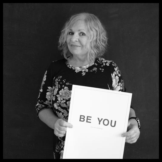 Be You Amanda Newbery