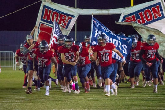 It remains uncertain where the North Vermilion Patriots will be playing for the next two years. In the latest proposal, the Patriots will be making many trips west to LaGrange and Washington-Marion, as well as Eunice.