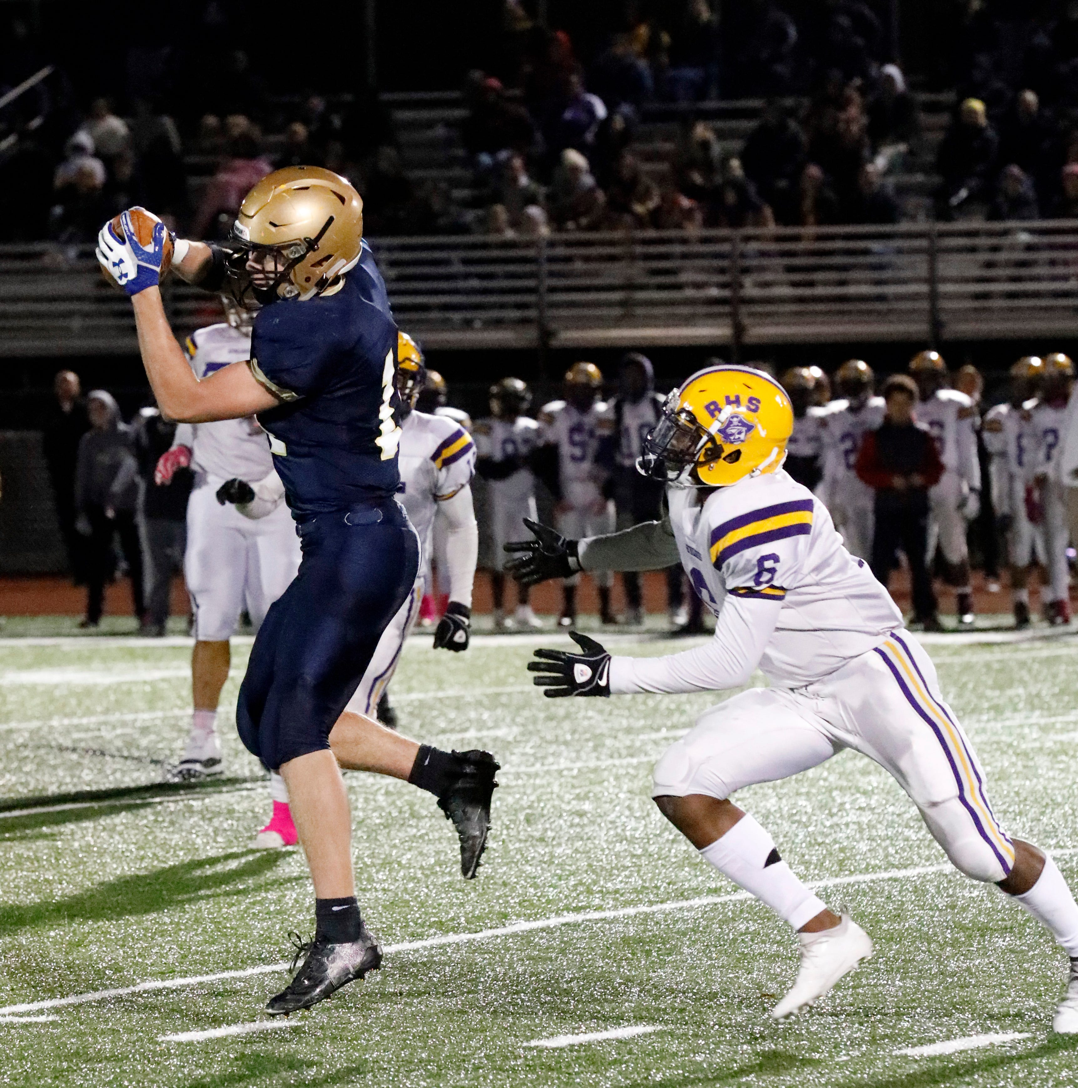 Eagle-Gazette Defensive Player of the Year: Lancaster's Young took advantage of his opportunity