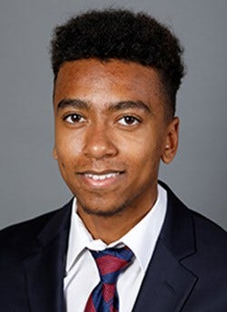 Saano E. Murembya, from Okemos, was charged this week in New York state with two counts of unlawful imprisonment and one count of attempted sexual abuse. He's was a member of Cornell University's cross country team but is no longer with the team, officials said.