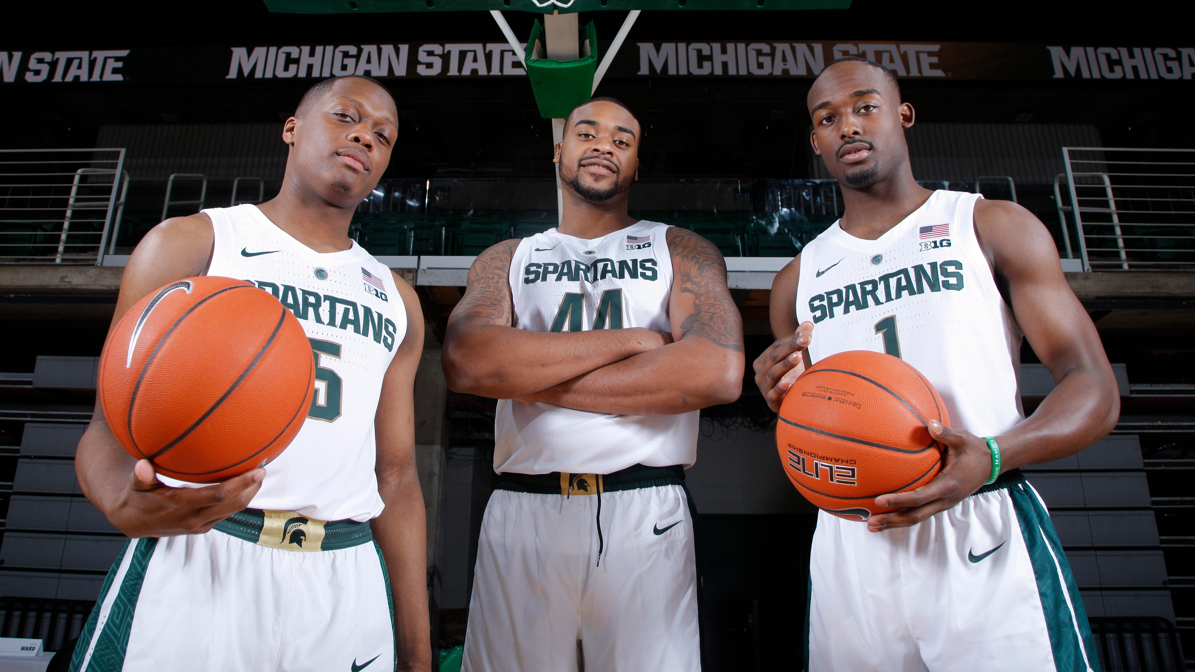 Image result for michigan st indiana basketball