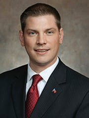 State Rep. Tyler Vorpagel