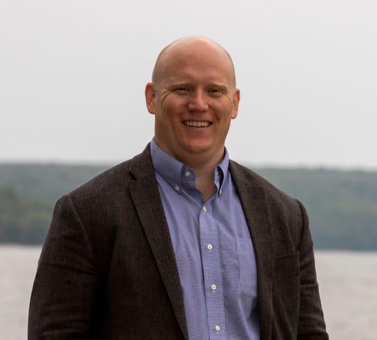 State Sen. Caleb Frostman