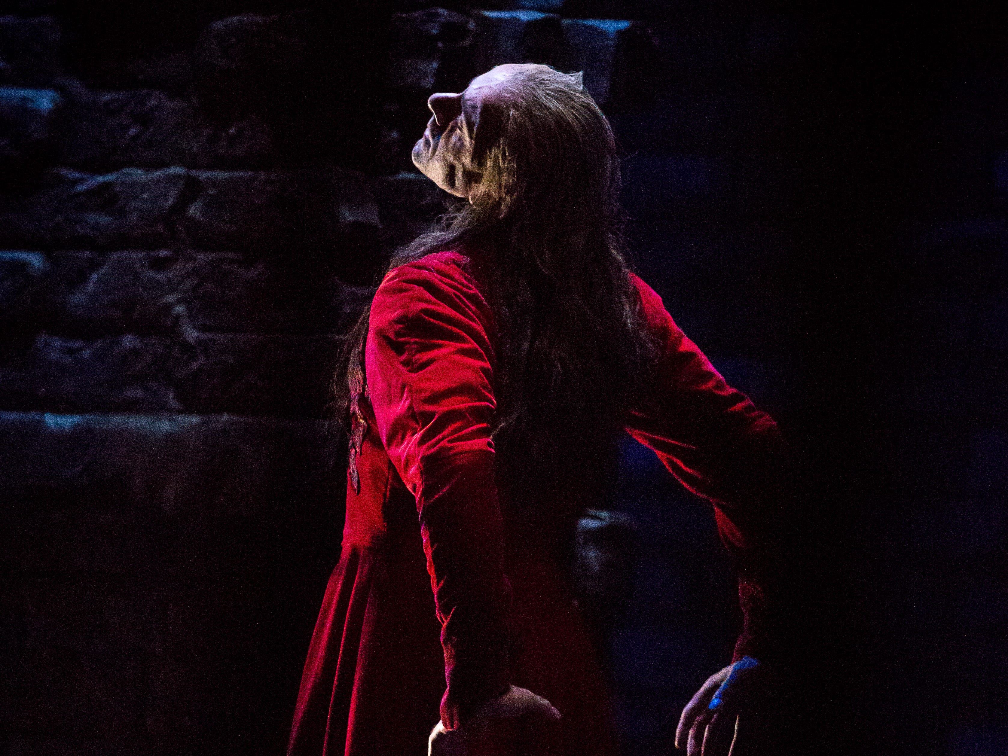 """Davit Hovhannisyan stars in Milwaukee Ballet's """"Dracula."""""""