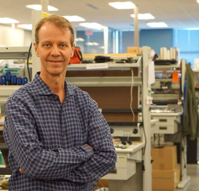Kent Tabor, president of EmbedTek LLC in Waukesha, says an an inventive engineering culture propels his company.