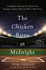 The Chicken Runs at Midnight by Tom Friend is available everywhere now.