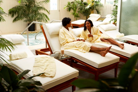 Kohler Waters Spa is conveniently located next to The American Club.