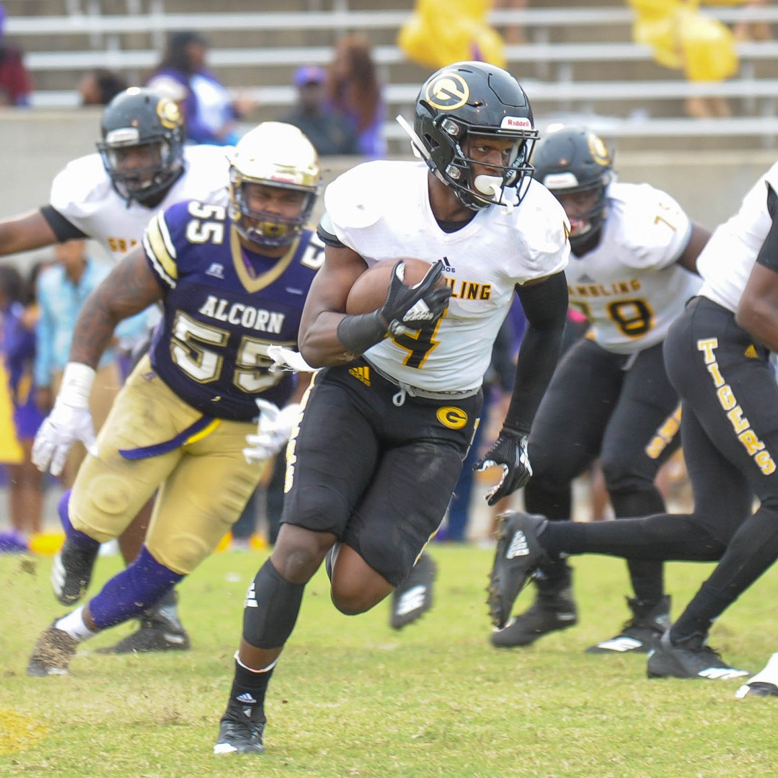 Grambling Spring Cleaning 2019: Running backs