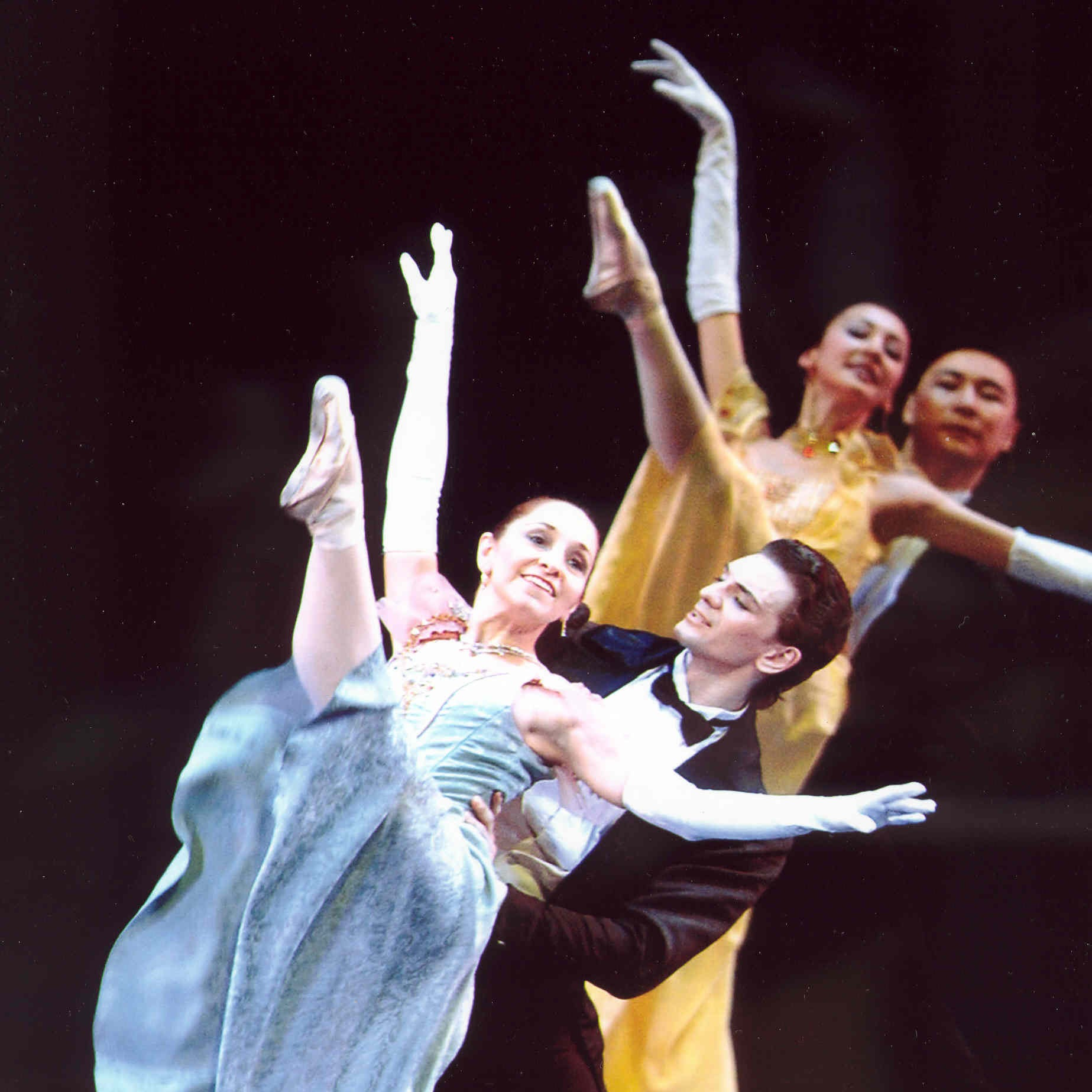 NJ Ballet stays on its toes for 60th season