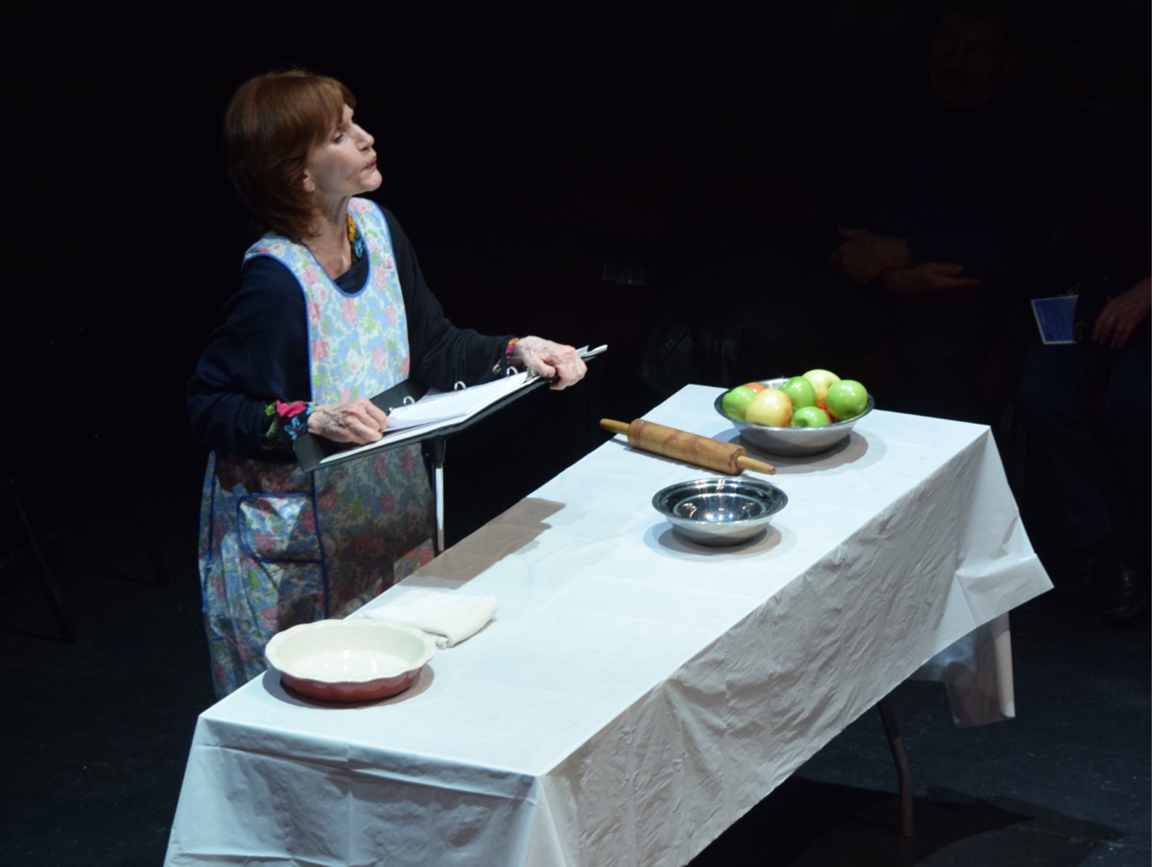 Hackettstown's Centenary College shows execution play 'Apples in Winter'